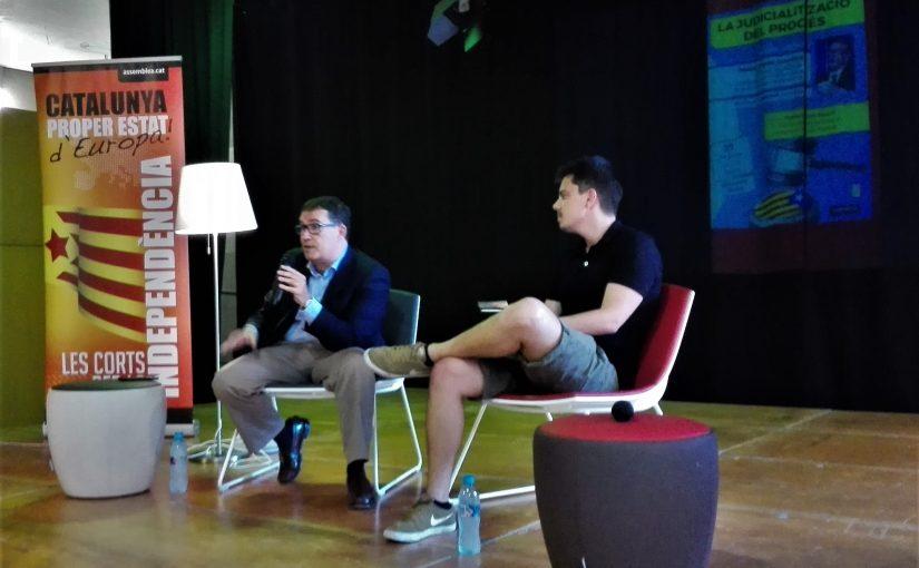 Jaume Alonso-Cuevillas i la Judicialització del Procés: Competència, Lucidesa i Bon Humor