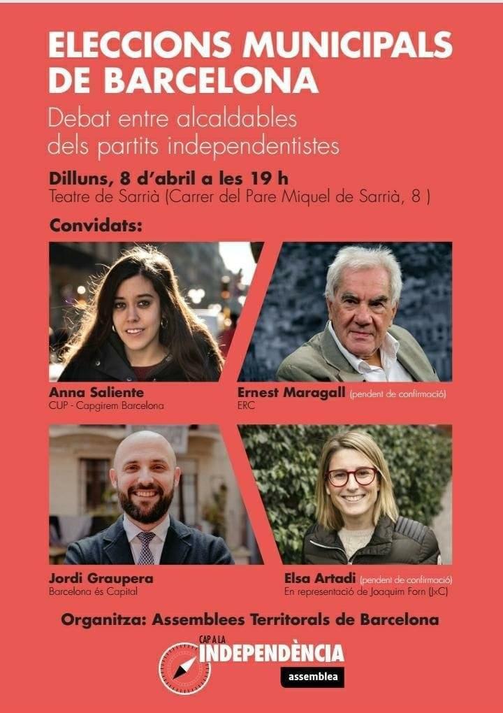 Eleccions Municipals de Barcelona