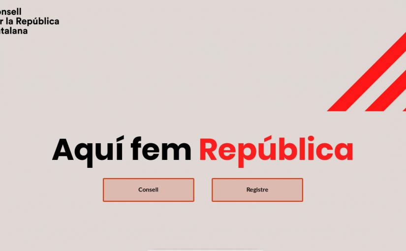 Inscriu-te al Consell per la República