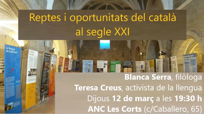 Reptes i oportunitats del català al segle XXI
