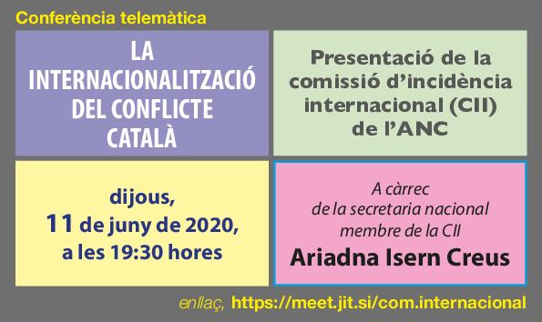 La Internacionalització del Conflicte Català