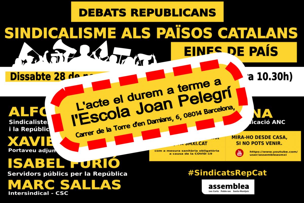 Sindicalisme als Països Catalans