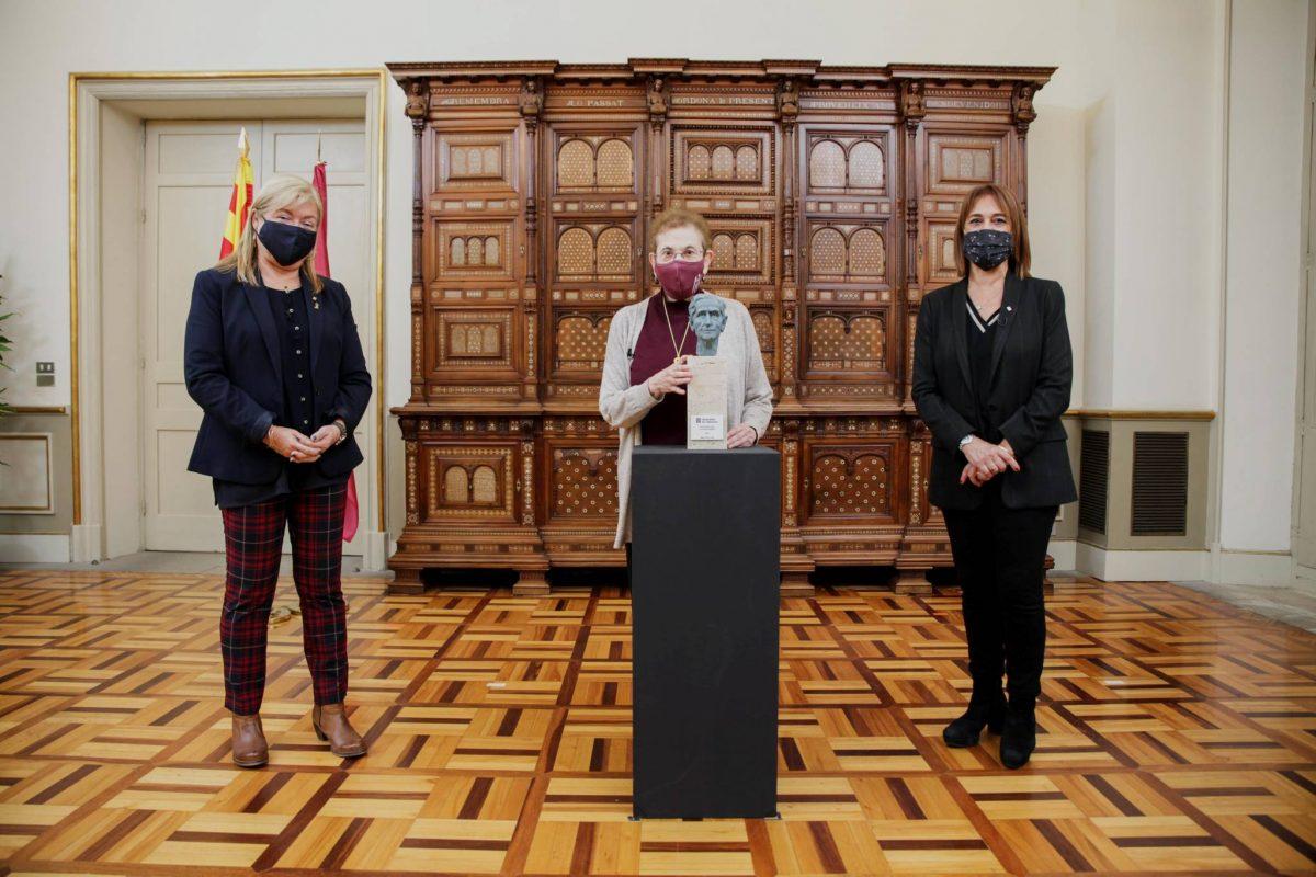 Blanca Serra guardonada amb un dels VIII premis Pompeu Fabra