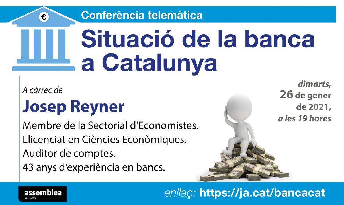 Situació de la banca a Catalunya