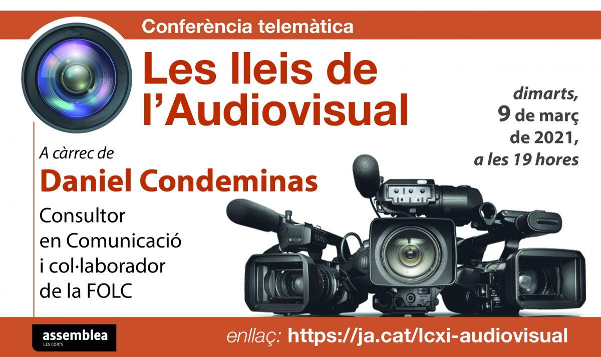 Les lleis de l'Audiovisual